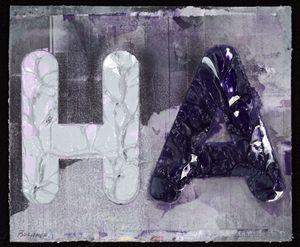 Mel BOCHNER - Peinture - HA