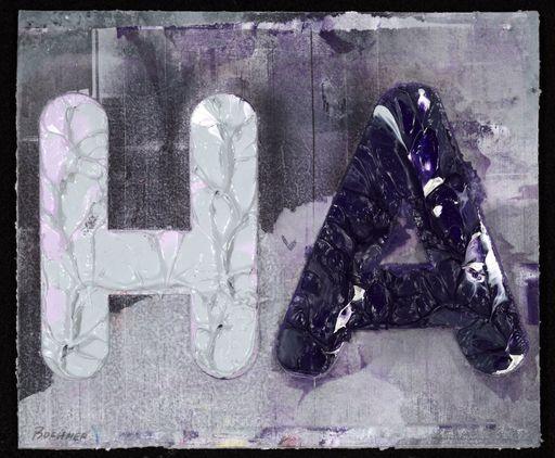 Mel BOCHNER - Pittura - HA