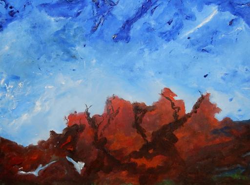 Francis MOREAU - Peinture - Origine