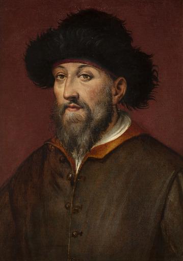 Bartolomeo PASSAROTTI - Painting - Ritratto di Ungherese