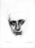 Ernest PIGNON-ERNEST - Dibujo Acuarela - Robert Desnos