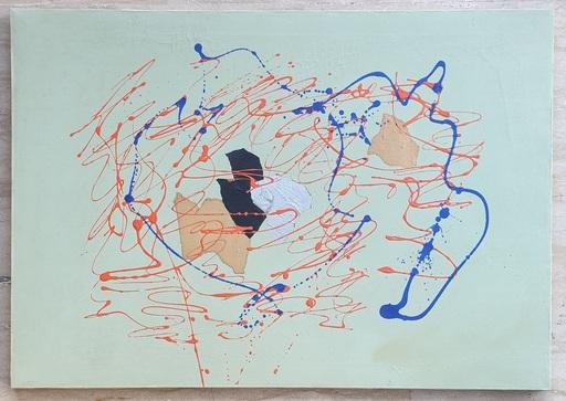 Giulio TURCATO - Painting - ACROPOLI
