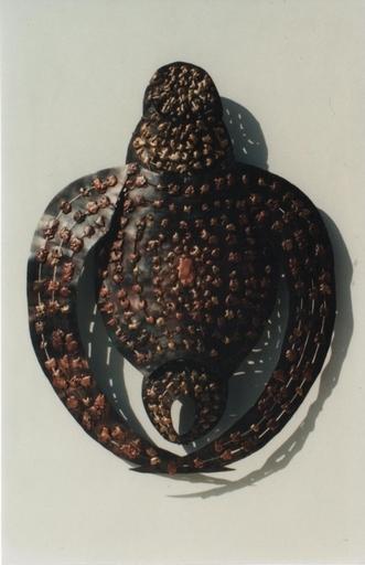 Mathias LARDIN - Sculpture-Volume - Tortue Hirondelle