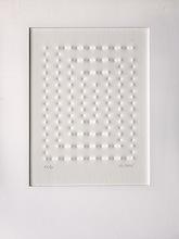 Enrico CASTELLANI (1930) - Libro d'artista - due estroflessioni