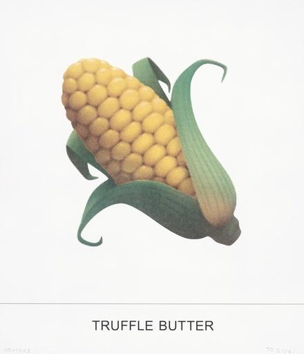 John BALDESSARI - Estampe-Multiple - Truffle butter