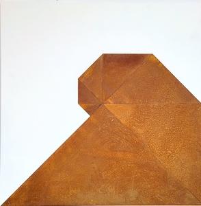 Norman DILWORTH - Skulptur Volumen - Bud