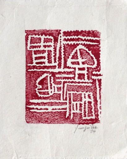 Young Sé LEE - Print-Multiple - Composition