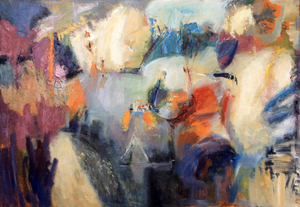 Levan URUSHADZE - Painting - Composition # 41