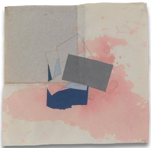 Jean FEINBERG - Painting - P1.15