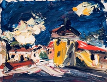Bernard DAMIANO - Pintura - Paysage