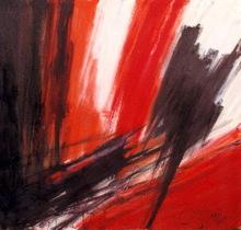 Manuel MAMPASO BUENO - Pintura - Mancha