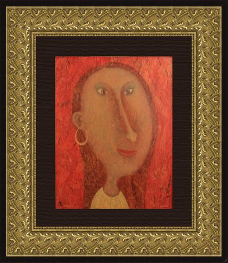 Roman ANTONOV - Peinture - Model