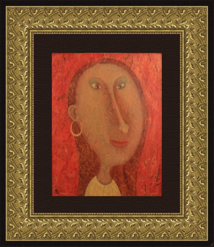 Roman ANTONOV - Gemälde - Model