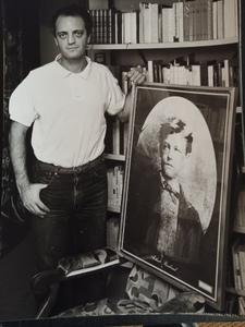 Louis MONIER - Photo - [Rimbaud] - Alain BORER - Homme de Lettres