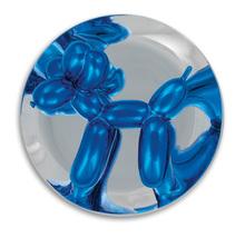 Jeff KOONS - Sculpture-Volume - Balloon Dog (Blue)