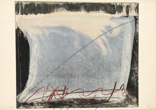 Antoni TAPIES - Print-Multiple - Voilé