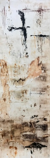 Aurélie LAFOURCADE - Peinture - Pariétal II