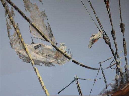Diana KIROVA - Gemälde - Fly I