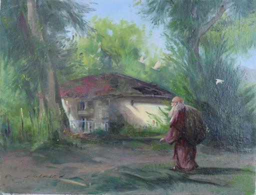 Silvestro PISTOLESI - Peinture - Il ritorno