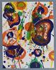 Sam FRANCIS - Print-Multiple - An 8 set-3, from: Pasadena Box (SF-67)