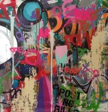 COPE2 - Peinture - sans titre