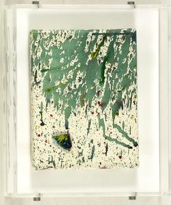 Shozo SHIMAMOTO - Pintura - Untitled
