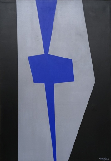 Salvador CORRATGÉ - Peinture - Untitled