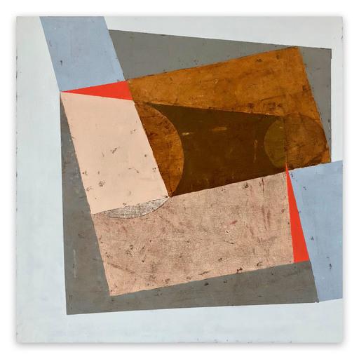 Jeremy ANNEAR - Peinture - Aquinna II