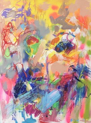 Nicole LEIDENFROST - Gemälde - Der Pirat