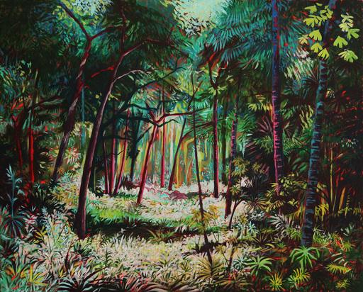 Nicola Felice TORCOLI - Gemälde - La rivincita della natura