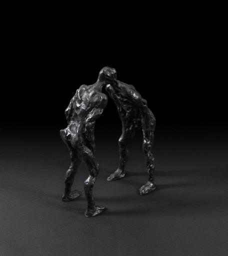 David BREUER-WEIL - Sculpture-Volume - Brothers 3