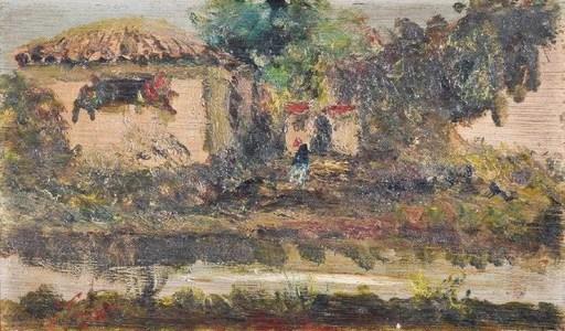 John LAVERY - Gemälde - Landscape