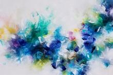 Deniz ALTUG - Painting - The Natural Balance of Life