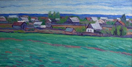 Valeriy NESTEROV - Peinture - Spring