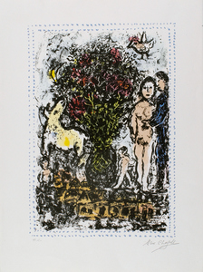 Marc CHAGALL, Invocation