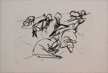 Jacques VILLON - Print-Multiple - Untitled