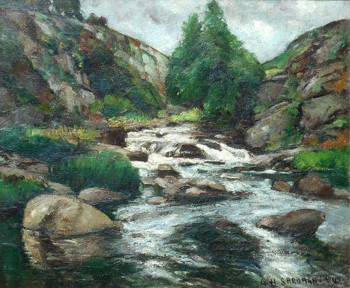 Georges Hanna SABBAGH - Painting - ACHETE CE PEINTRE EN PERMANENCE TOUS SUJETS