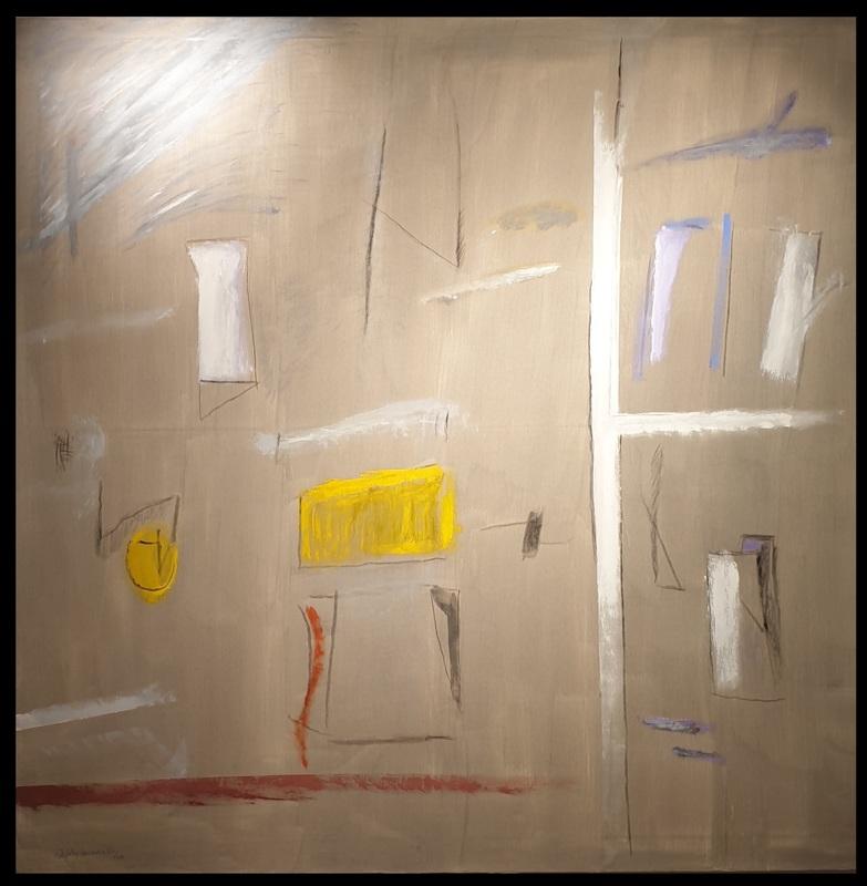 Alberto RAFOLS CASAMADA - Pintura - LA VIDRIERA