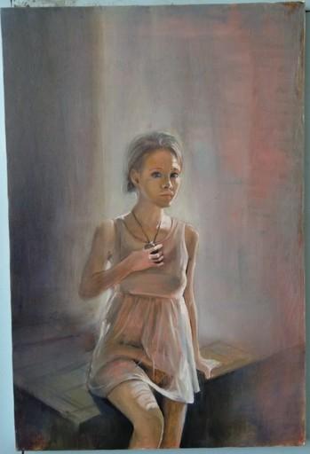 Ohanyan KAMSAR - Peinture - Businesswoman