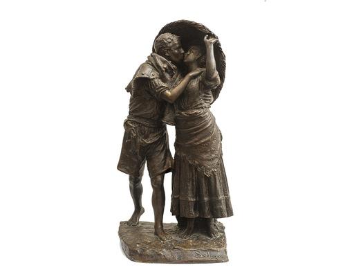 Costantino BARBELLA - Skulptur Volumen - Soli