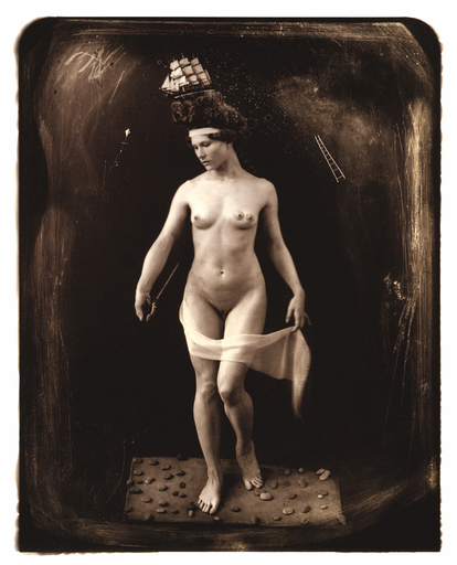 Joel-Peter WITKIN - Fotografia - Beauty with three nipples