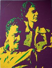 Bernard RANCILLAC - Print-Multiple - Portrait de Nazim Hikmet et sa femme