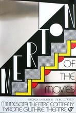 Roy LICHTENSTEIN (1923-1997) - Merton of the movies