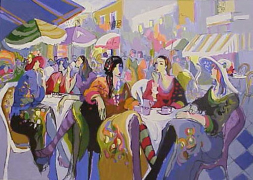 Isaac MAIMON - Print-Multiple - Once In A While