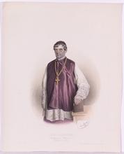 "Henrique ARNOLDI DE - Pintura - ""Archbishop Lucas Baraniecki"""