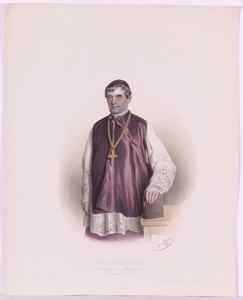 """Henrique ARNOLDI DE - Painting - """"Archbishop Lucas Baraniecki"""""""