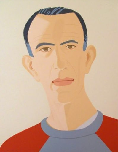 Alex KATZ - Print-Multiple - Sweatshirt II