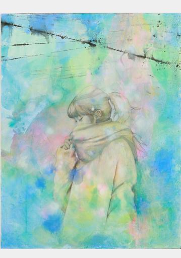 Miyuki TAKANASHI - Gemälde - Miss Snow