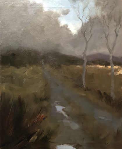 Nicky PHILIPPS - Pittura - Approaching storm