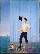 Claudio CARGIOLLI - Peinture - Voilà